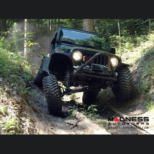"Jeep Wrangler TJ X-Series Suspension System - 6"" Lift"